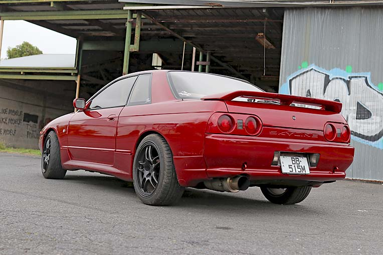 Dylan Smaling Nissan Skyline (7)  TBW Newsgroup