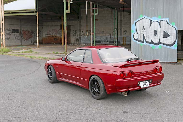 Dylan Smaling Nissan Skyline (8)  TBW Newsgroup