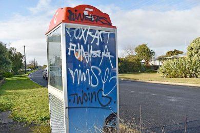 Graffiti Again June 13  TBW Newsgroup
