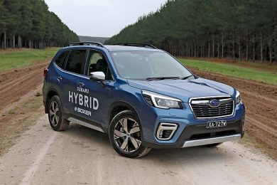 New Subaru Hybrid (4)  TBW Newsgroup