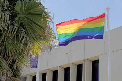 Rainbow Flag  TBW Newsgroup