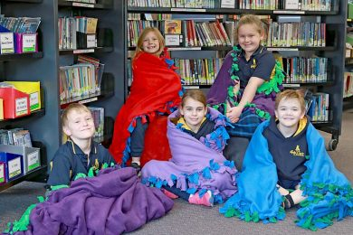 Reidy Park Blanket Appeal  TBW Newsgroup