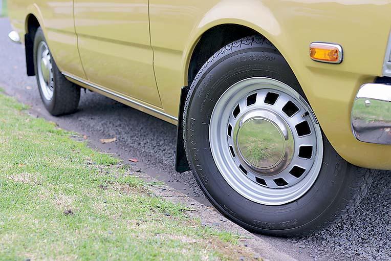 Toyota Corona Will Dodds (11)  TBW Newsgroup
