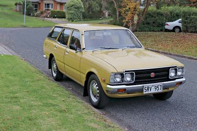 Toyota Corona Will Dodds (5)  TBW Newsgroup