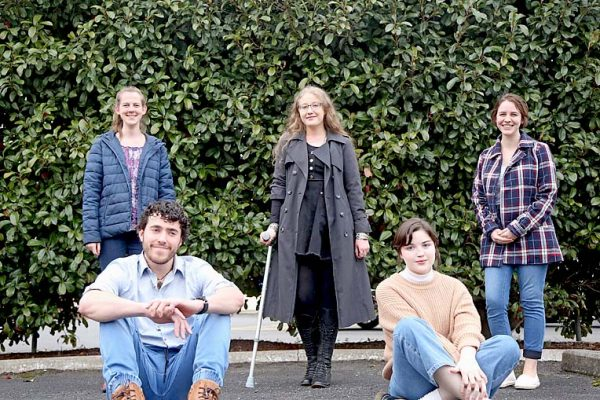 Lily Coote, Ally Finnis, Tessa Deak, Georgia Thompson TBW Newsgroup