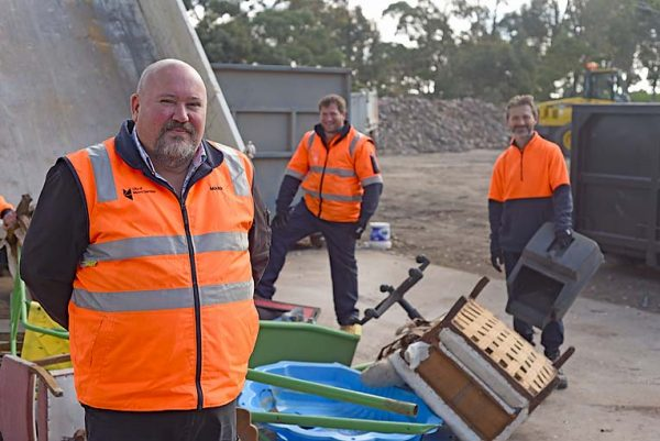 Mark Mcdonald Hard Waste TBW Newsgroup