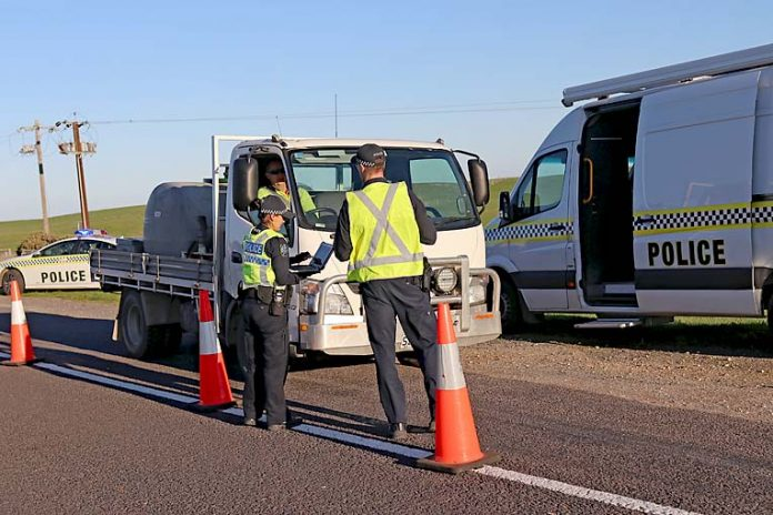 Checkpoint With Truck  TBW Newsgroup
