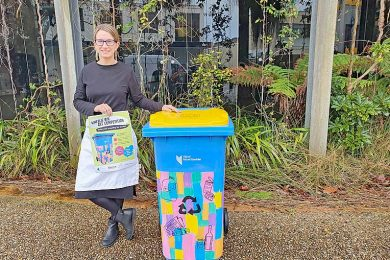 Emma Telford Bin Comp  TBW Newsgroup