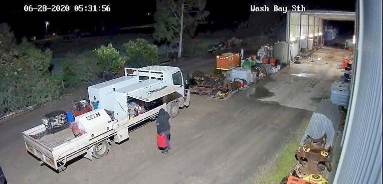 Merrett Logging Theft 2  TBW Newsgroup
