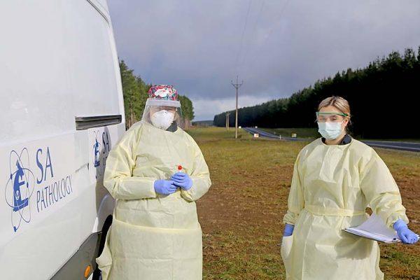 Leslie Dawson And Ashleigh Galwey20200722  TBW Newsgroup