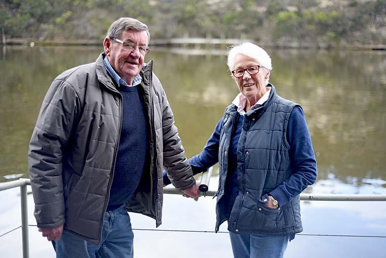 Jack And Lyn Houlihan (2)  TBW Newsgroup