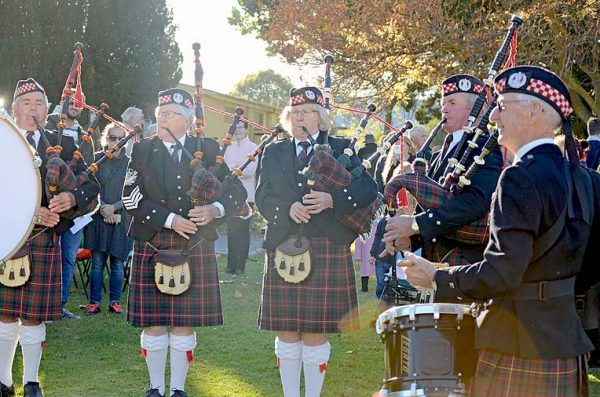 Penola Pipe Band (2) TBW Newsgroup