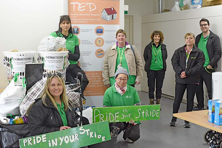 Pride In Your Stride 3  TBW Newsgroup