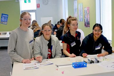 Stem Girls All Schools  TBW Newsgroup