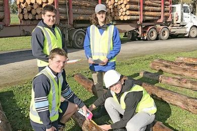Thomas Graney, Bradley Cameron, Harry Fisher, Fergus Calderwood  TBW Newsgroup